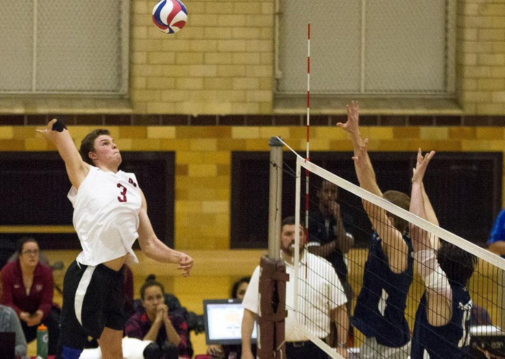 Harvard Men's Volleyball Match vs. UCLA