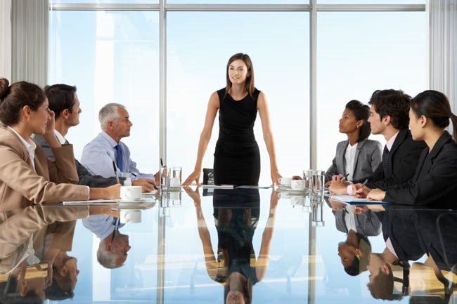 Getting Women on Corporate Boards: Stepping Up!