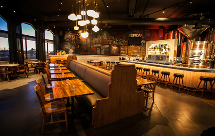 AMERICAN CRAFT WHISKEY DISCOVERY DINNER (NEW VENUE)