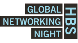 HBS Global Networking Night - Save the Date, Oct 18, 2017!